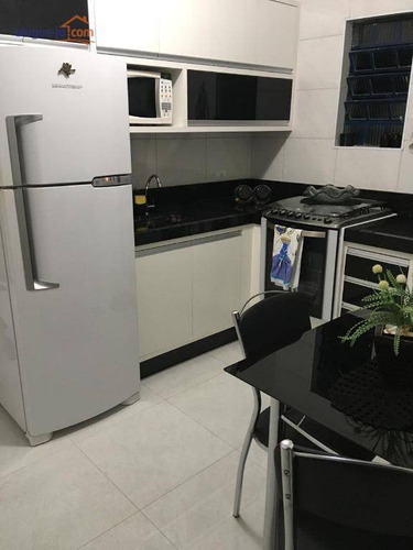 Casa Com 2 Dormitórios À Venda, 50 M² Por R$ 300.000,00 - Vila Maria - São José Dos Campos/sp - Ca2123