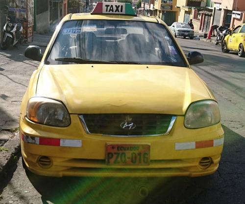 Cedo Acciones Y Derechos Coop. Taxis Convencional