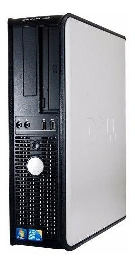 Desktop Core 2 Duo 3.0ghz Hd 160gb 2gb Dell 780