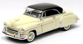 Miniatura Chevrolet Belair 1950 Metal Escala 1:24
