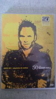 Dvd Anos 80 - Alquimia De Estilos - 50 Anos Rock N Roll