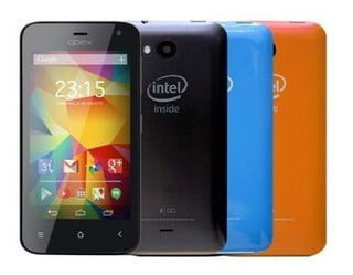 Smartphone Qbex Xgo Preto Hs011 4gb Dual Lacrado