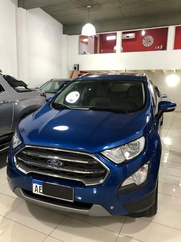 Imagen 1 de 10 de Ford Ecosport Titanium