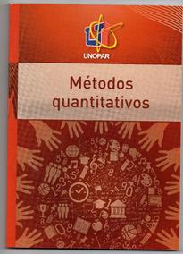 Métodos Quantitativos (unopar)