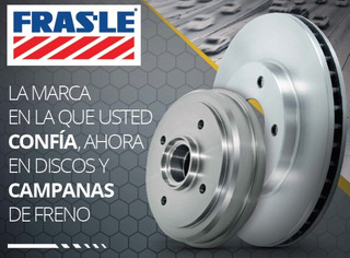 Kit Discos Y Pastillas Renault Master 3 Trasera 2013/...