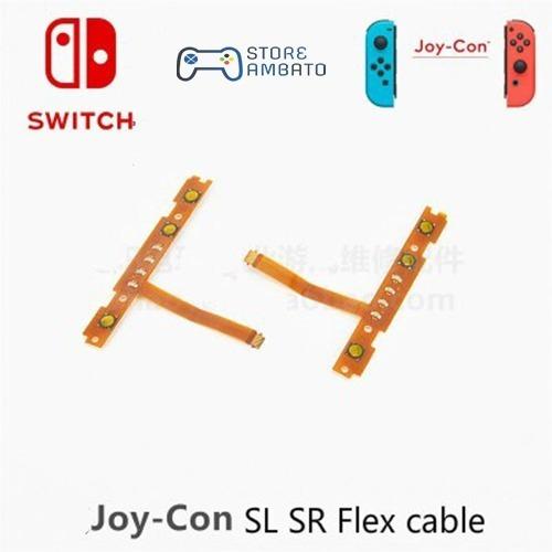 Flex Mando Joy Con Switch - Boton Sl Sr + Leds
