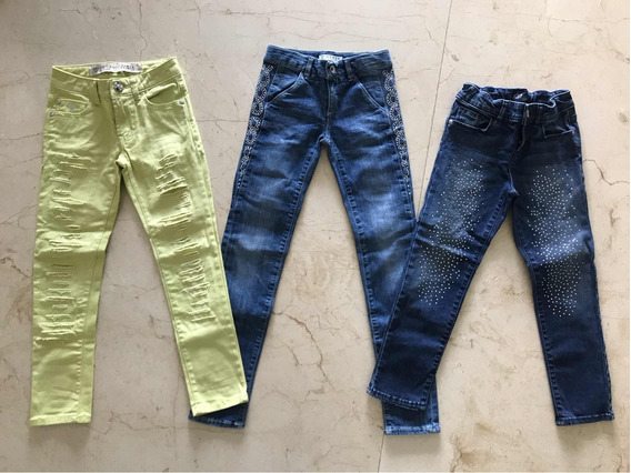 Jeans Guess Talle 7/8 Años Impecables!