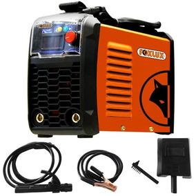Máquina De Solda Inversora 160a 220v Foxlux