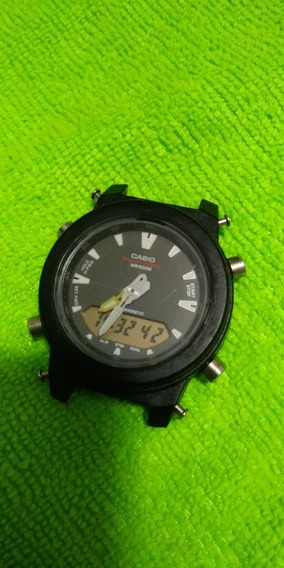 Relógio Casio G-shock G-101 Leia A Descrição Não Tenho Bezel