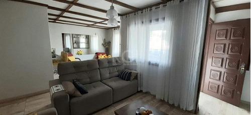 Casa Em Jardim Leopoldina Com 3 Dormitórios - Sc12823