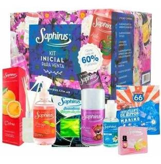 Kit Inicial Saphirus 36 Productos Al Mejor Precio Somos Oficial Saphirus
