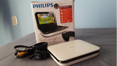 Dvd Portátil Philips
