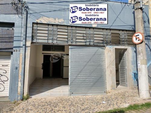 Imagem 1 de 24 de Salão Para Aluguel Em Centro - Sl013068