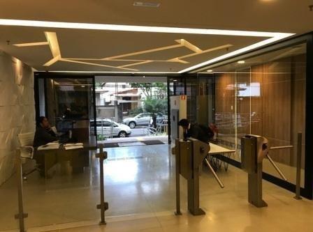 Sala Comercial Para Locação, Brooklin Paulista, São Paulo. - Sa0197