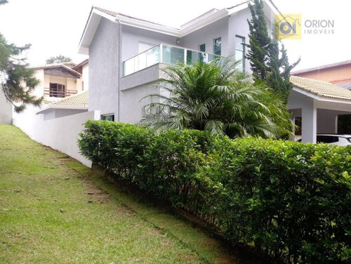 Casa À Venda, 300 M² Por R$ 1.550.000,00 - Residencial Das Estrelas - Barueri/sp - Ca1010