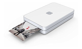 Impresora Portátil Lifeprint 2x3 Fotos Y Video Para iPhone