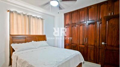 Apartamento Amueblado En Residencial Dominguez - Ar0003