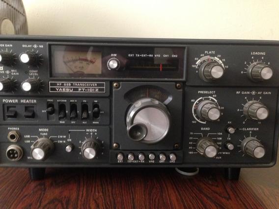 Radio Yaesu Ft-101z Multibanda Usado