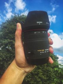 Lente Sigma 18-200m Para Canon