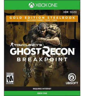Ghost Recon Breakpoint Edicion Gold - Xbox One - Online