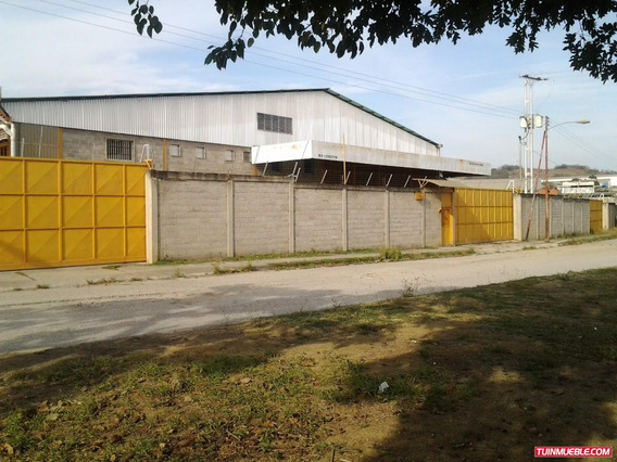 Galpon Zona Industrial Charallave