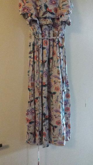 Vestido De Mujer,verano, Flores,corto