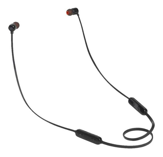 Fone De Ouvido Bluetooth Jbl Tune 110 Bt In Ear T110bt C/nf