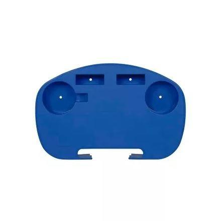 Kit 4 Mesa Plástica Portátil Para Cadeira De Praia - Mor