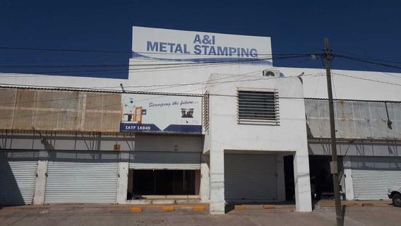 Bodega En Renta, Norias De Ojo Caliente, Diamante #144, Ags. Inr 379423