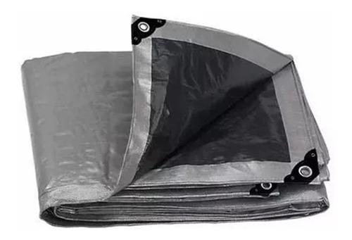 Lona Impermeable Truper Plata 6 X 3 Metros Camping - Tyt