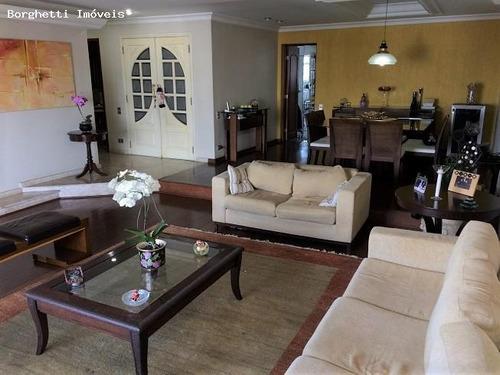 Apartamento Para Venda Em São Paulo, Vila Morumbi, 3 Dormitórios, 3 Suítes, 5 Banheiros, 4 Vagas - 072_2-434356