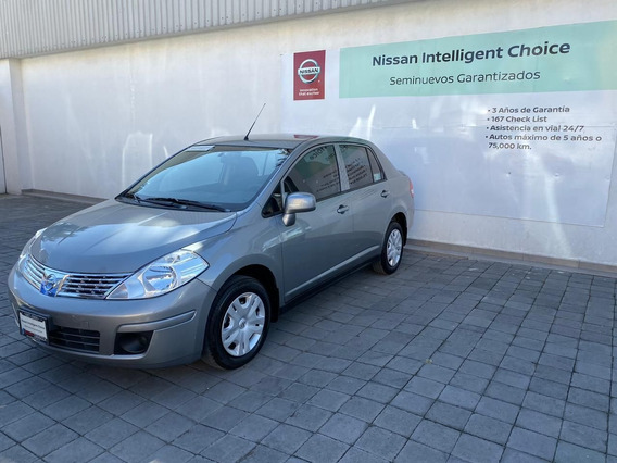 Nissan Tiida 2018 1.8 Advance 4p At