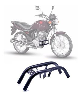 Protetor Pernas Mata Cachorro Honda Cg Fan 150 2012 2013