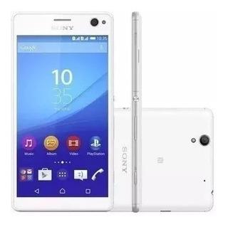 Celular Sony Xperia C4 Dual /16 Gb - Muito Bom