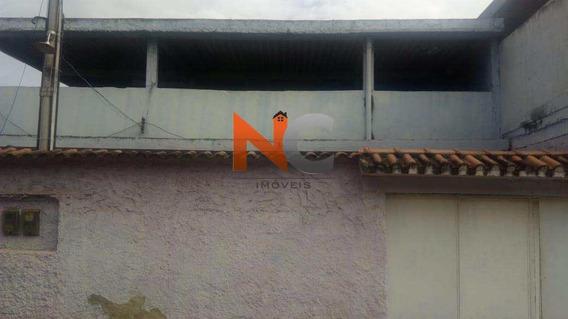 Casa Com 4 Dorms, Km 32, Nova Iguaçu - R$ 180 Mil, Cod: 710 - V710