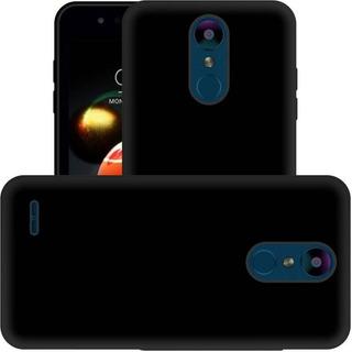 Funda Case Rigido Anti Golpe Para LG K9 I LG K11 I LG K8 2017 + Vidrio Templado