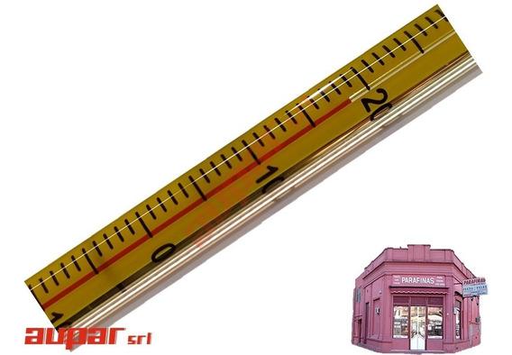 Termómetro -10+150° 30 Cm Para Velas Y Otros Usos. Vidrio.