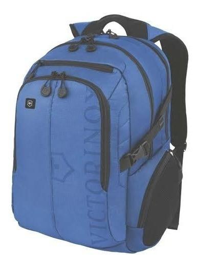Mochila Backpack Victorinox Sport Pilot Azul De 16