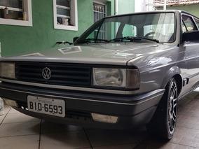 Volkswagen Voyage 1989 Raridade Nunca Retocado