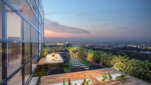 Apartamento Com 3 Dormitórios À Venda, 140 M² Por R$ 1.950.000 - Vila Mariana - São Paulo/sp - Ap11567