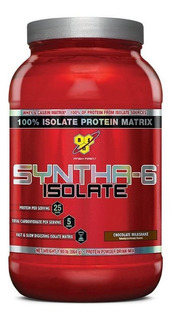 Syntha-6 Isolate 864g Whey Protein Bsn
