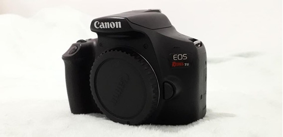 Câmeras Canon T6 E Canon T3 + 4 Baterias, Grip E Carregador