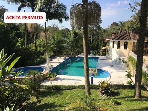 Imagem 1 de 14 de Chácara À Venda Associação Campestre, 3000 M² Por R$ 950.000 - Barragem - São Paulo/sp - Ch0011