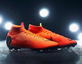 Chuteira De Campo Nike Mercurial Superfly Vi Elite 360