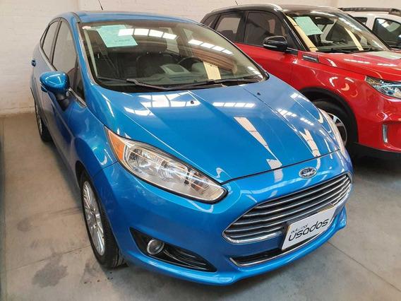 Ford Fiesta Titanium 1.6 Aut 2014 Hsm518