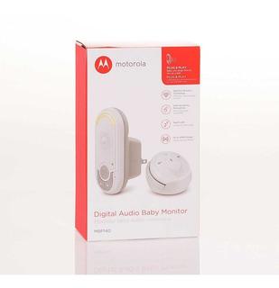 Monitor Bebes Motorola Mbp140 Blanco A Movil
