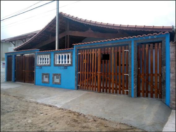 Casa Com 2 Dorms, Vila Anchieta, Mongaguá - R$ 175 Mil, Cod: 286816 - A286816