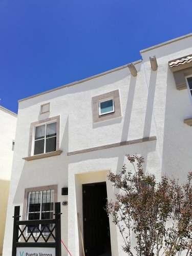 Estrena Casa En Sonterra, 3 Recamaras, 2.5 Baños, Patio, Jardín, Privada..