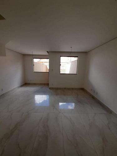 Imagem 1 de 16 de Casa Duplex À Venda, 3 Quartos, 1 Suíte, 4 Vagas, Itapoã - Belo Horizonte/mg - 2319