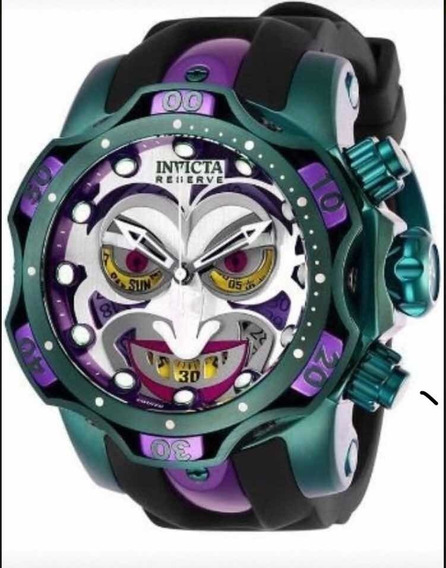 Invicta Dc Comics Jocker Coringa 26790